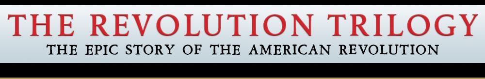 The Revolution Trilogy by Rick Atkinson