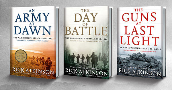The Liberation Trilogy by Rick Atkinson